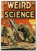 Golden Age (1938-1955):Science Fiction, Weird Science #15 (EC, 1952) Condition: VF....