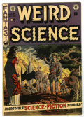 Golden Age (1938-1955):Science Fiction, Weird Science #14 (EC, 1952) Condition: FN/VF....