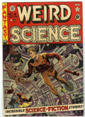 Golden Age (1938-1955):Science Fiction, Weird Science #12 (EC, 1952) Condition: VF-....