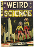 Golden Age (1938-1955):Science Fiction, Weird Science #7 (EC, 1951) Condition: FN....