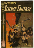 Golden Age (1938-1955):Science Fiction, Weird Science-Fantasy #29 (EC, 1955) Condition: FN....