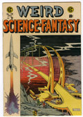 Golden Age (1938-1955):Science Fiction, Weird Science-Fantasy #28 (EC, 1955) Condition: VF....