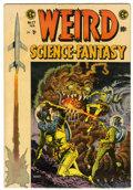 Golden Age (1938-1955):Science Fiction, Weird Science-Fantasy #27 (EC, 1955) Condition: FN....