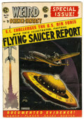 Golden Age (1938-1955):Science Fiction, Weird Science-Fantasy #26 (EC, 1954) Condition: VG/FN....