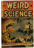 Golden Age (1938-1955):Science Fiction, Weird Science #21 (EC, 1953) Condition: FN/VF....