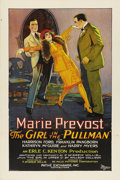 "Movie Posters:Comedy, The Girl in the Pullman (Pathé, 1927). One Sheet (27"" X 41"")...."
