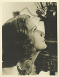 "Movie Posters:Drama, Painted Veil (MGM, 1934). Greta Garbo Still by Clarence Bull (11"" X14"")...."