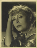 "Movie Posters:Drama, Susan Lenox (Her Fall and Rise) (MGM, 1931). Greta Garbo Still byClarence Bull (11"" X 14"")...."
