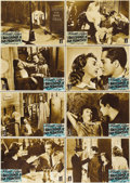 Movie Posters:Film Noir, Knock on Any Door (Columbia, 1949). Italian Photobustas (16)....(Total: 16 Items)