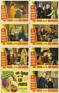 """Movie Posters:Horror, The Curse of the Cat People (RKO, 1944). Lobby Card Set of 8 (11"""" X 14"""").... (Total: 8 Items)"""