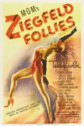 "Movie Posters:Musical, Ziegfeld Follies (MGM, 1946). One Sheet (27"" X 41"") Style C...."