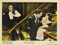 "Movie Posters:Comedy, The Freshman (Pathé, 1925). Lobby Card (11"" X 14"")...."