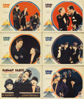 """Movie Posters:Drama, Subway Sadie (First National, 1926). Title Card and Lobby Cards (5)(11"""" X 14"""").... (Total: 6 Items)"""