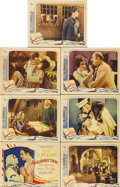 """Movie Posters:Drama, Resurrection (United Artists, 1927). Title Lobby Card and Scene Card (6) (11"""" X 14"""").... (Total: 7 Items)"""
