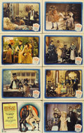 "Movie Posters:Drama, Topsy and Eva (United Artists, 1927). Lobby Card Set of 8 (11"" X14"").... (Total: 8 Items)"