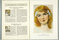 """Inspiration Pictures Exhibitor's Book (Inspiration, 1926). (8.5"""" X 11"""", Multiple Pages)"""