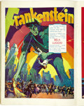"Movie Posters:Miscellaneous, Universal Exhibitor's Book (Universal, 1931-1932). Book (14.5"" X11"", Multiple Pages)...."
