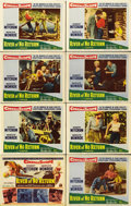 "Movie Posters:Adventure, River of No Return (20th Century Fox, 1954). Lobby Card Set of 8(11"" X 14"").... (Total: 8 Items)"