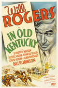 "Movie Posters:Comedy, In Old Kentucky (Fox, 1935). One Sheet (27"" X 41"") Style B...."