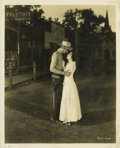 "Movie Posters:Western, The Virginian (Paramount, 1929). Gary Cooper and Mary BrianPublicity Still (8"" X 10"")...."