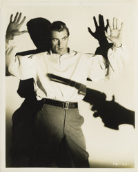 """Only the Brave (Paramount, 1930). Gary Cooper Publicity Still by Gene Robert Richee (8"""" X 10"""")"""