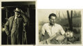 "Movie Posters:Romance, Half a Bride (Paramount, 1928). Gary Cooper Publicity Stills (2) (8"" X 10"").... (Total: 2 Items)"