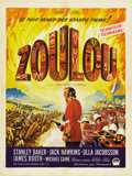 "Movie Posters:War, Zulu (Paramount, 1964). French Petite (23.5"" X 31.5"")...."