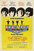 "Movie Posters:Rock and Roll, Help! (United Artists, 1965). Poster (40"" X 60"")...."