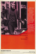 "Movie Posters:Action, Bullitt (Warner Brothers, 1968). Poster (40"" X 60"")...."