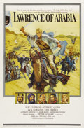 "Movie Posters:Academy Award Winner, Lawrence of Arabia (Columbia, 1962). One Sheet (27"" X 41"") StyleA...."
