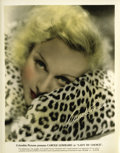 "Movie Posters:Comedy, Lady by Choice (Columbia, 1934). Carole Lombard Publicity Still (8""X 10"")...."