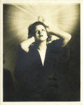 "Movie Posters:Miscellaneous, Clara Bow Publicity Still by Gene Robert Richee (Paramount, Late1920s). Still (8"" X 10"")...."