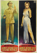 "Movie Posters:James Bond, Casino Royale (Columbia, 1967). Italian 4 - Folio (54"" X 76.5"")...."