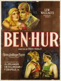 "Movie Posters:Drama, Ben-Hur (MGM, 1925). Eight Sheet (78.5"" X 104"")...."