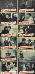 """Movie Posters:Thriller, Ossessione (ICI, 1943). Italian Photobusta Set of 20 (10"""" X 14.5"""").... (Total: 20 Items)"""