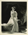 """Movie Posters:Drama, Rip Tide (MGM, 1934). Norma Shearer Still by George Hurrell (8"""" X 10"""")...."""