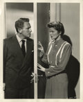 """Movie Posters:Romance, Without Love (MGM, 1945). Katharine Hepburn and Spencer Tracy Publicity Still by Clarence Sinclair Bull (8"""" X 10"""")...."""