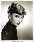 "Movie Posters:Romance, Audrey Hepburn Publicity Still by Bud Fraker (Paramount, 1954). (8""X 10"")...."