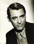 "Movie Posters:Drama, Cary Grant Publicity Still by Scotty Welborne (Warner Brothers,1946). (7.5"" X 9.5"")...."