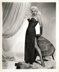"""Movie Posters:Bad Girl, Blonde Sinner (Allied Artists, 1956). Diana Dors Publicity Still(8"""" X 10"""")...."""