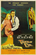 "Movie Posters:Film Noir, Touch Of Evil (Universal International, 1958). Poster (40"" X60"")...."
