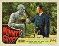 """Movie Posters:Horror, The Mummy's Ghost (Realart, R-1951). Lobby Card (11"""" X 14"""")...."""