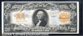 Large Size Gold Certificates:Large Size, 1922 $20 Gold Certificate, Fr-1187, Choice CU. You may bid on t...