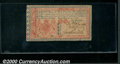 Colonial Notes:New Jersey, March 25, 1776, 6 pounds, New Jersey, NJ-183, XF. You may bid o...