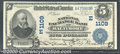 National Bank Notes:Maryland, National Exchange Bank of Baltimore, MD, Charter #1109. 1902 $5...