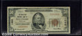 National Bank Notes:Maryland, Western National Bank of Baltimore, MD, Charter #1325. 1929 $50...
