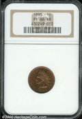 Proof Indian Cents: , 1895 1C, RB
