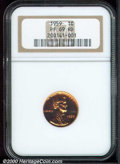 Proof Lincoln Cents: , 1959 1C, RD