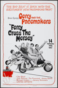 """Movie Posters:Rock and Roll, Ferry Cross the Mersey (United Artists, 1965). One Sheet (27"""" X 41""""). Rock and Roll...."""