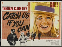 """Having A Wild Weekend (Warner-Pathe, 1965). British Quad (30"""" X 40""""). Released in Britain as Catch Us If You C..."""